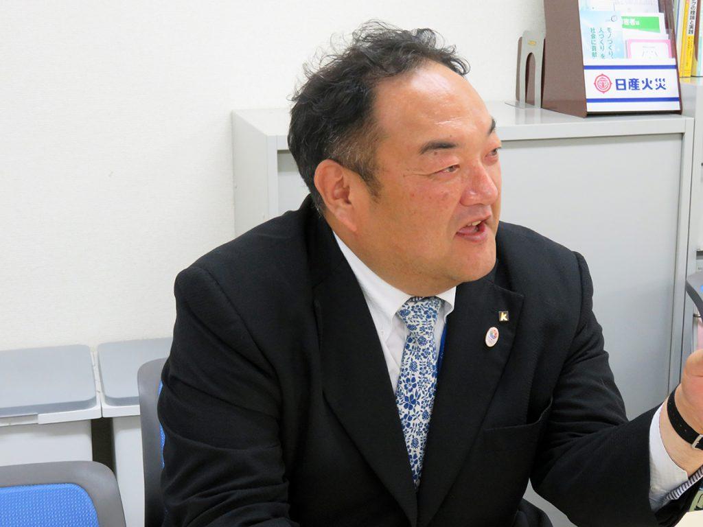 川村慶さん