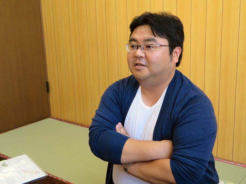 玉木宏明さん(仮名)