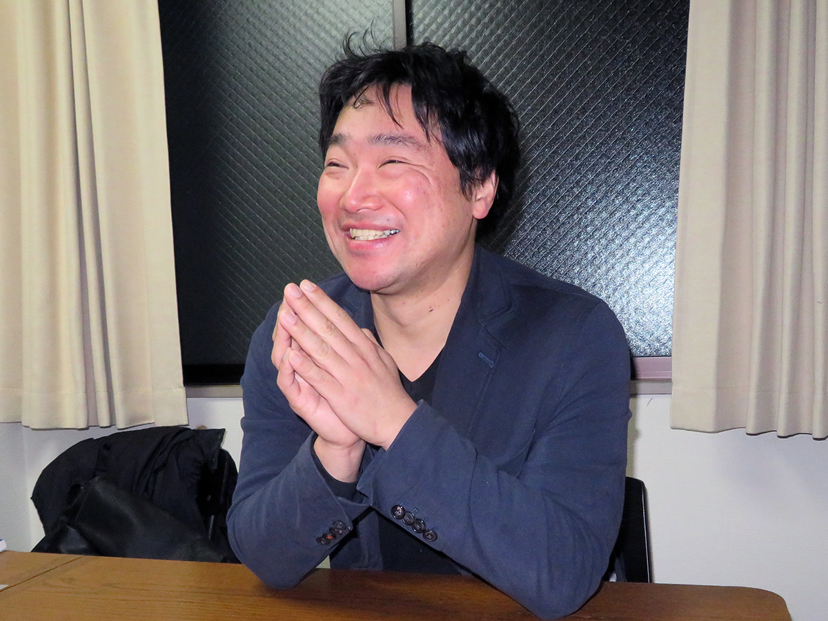 増川ねてる氏